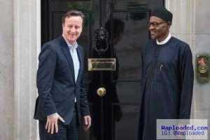 Transparency International React To UK Prime Minister, David Cameron